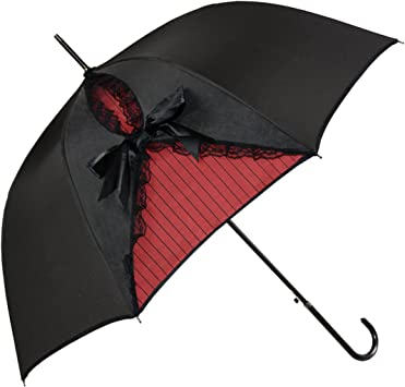 Image result for Kung Fu Smith Black Lace Parasol Umbrella