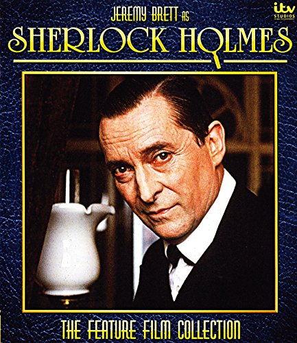 Sherlock Holmes Feature Film Collection [Blu-ray]