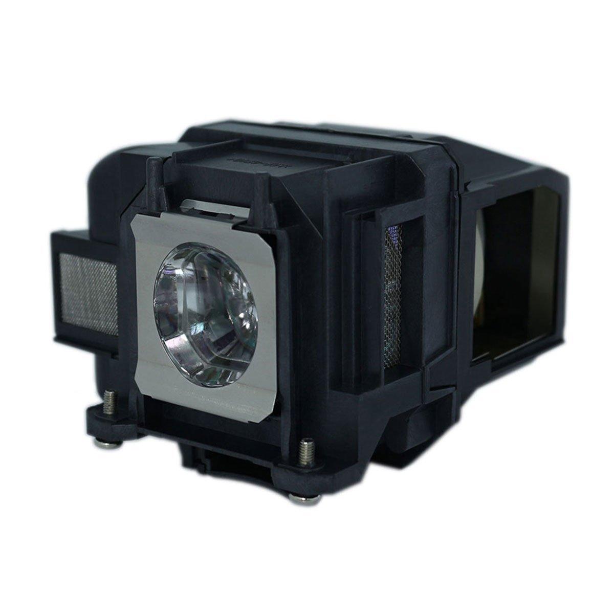 Supermait EP88 ランプバルブ PowerLite x27 ex3240 ex5240 ex7240 ex9200 VS240 VS340 VS345 交換用ランプバルブ ハウジング付き B07N3SK1YK