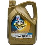 Chevron 雪佛龙 金富力全合成机油 [SAE SN] 5W-40 4L