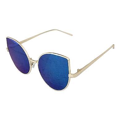 ANAZOZ Gafas de Sol Lente Azul Gafas de Sol UV400 ...