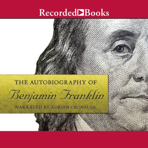 Bargain Audio Book - The Autobiography of Benjamin Franklin