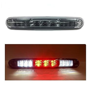 Nice VIOJI 1pc Smoke Lens LED Center High Mount Stop Lamp 3rd Brake Light Fit 08
