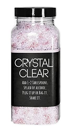 Amazon com: Crystal Clear - Ceramic Metal Glass Pipe and Bong