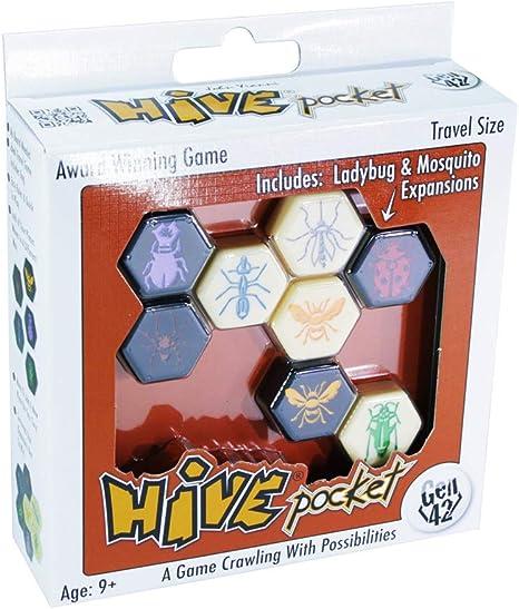 kleine Steine für Hive Pocket The Pillbug Erweiterung Huch Hive Die Assel