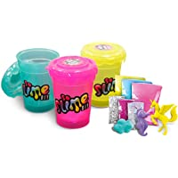 FunBlast Slime kit for Kids, Slime Making Kit for Girls and Boys, Slime Shakers – 3 Pack Jar
