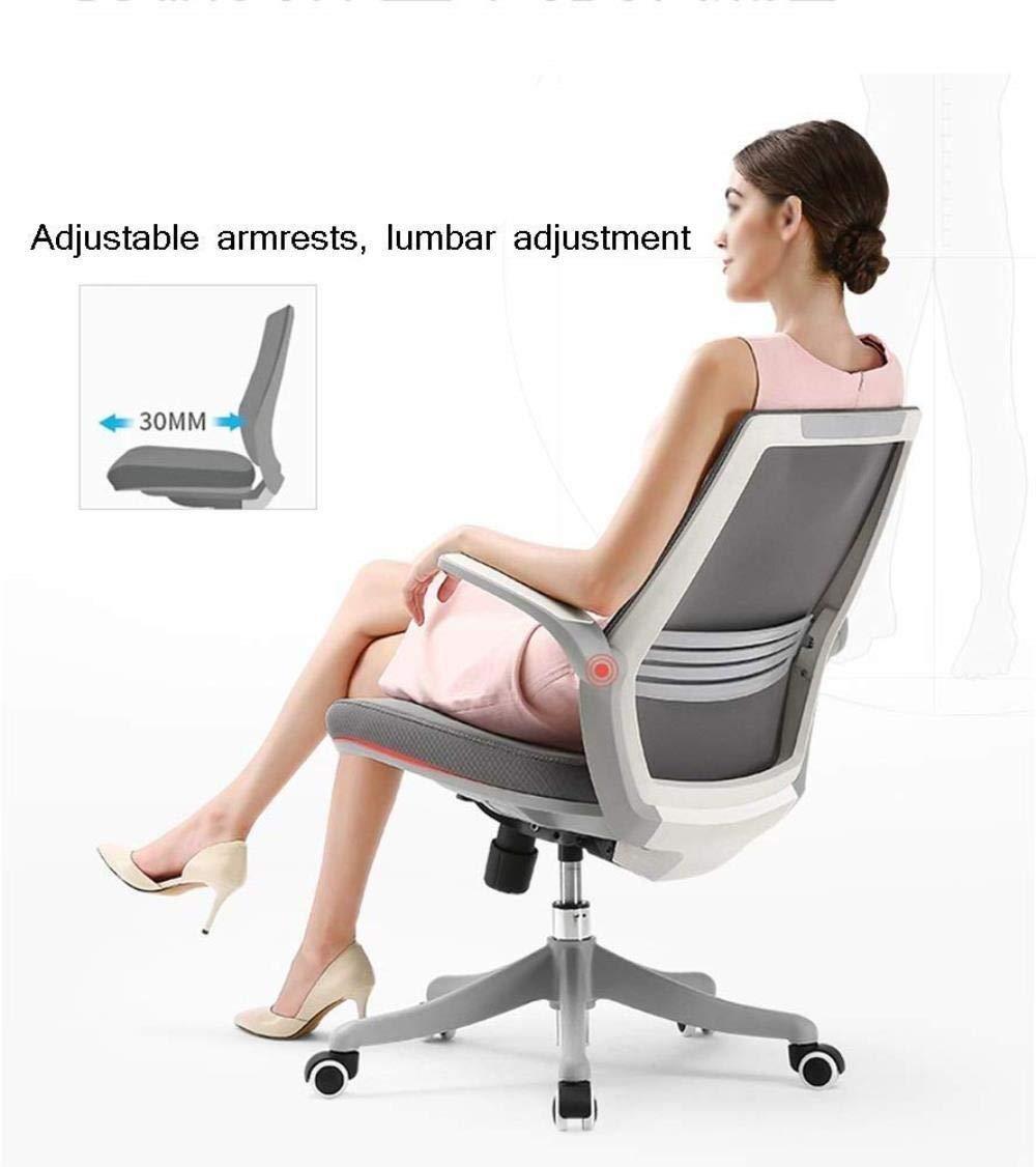 Barstolar Xiuyun kontorsstol spelstol, höjd justerbar stol och 360° vridbar hem datorstol, vändbar 90° räcke, 3 färger Valfritt (färg: Stil1) stil2