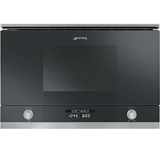 Smeg MP122N Integrado - Microondas (Integrado, Microondas ...