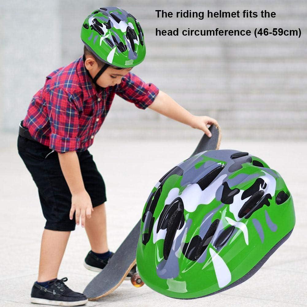 Cycle Helmet//Bike Helmet Adjustable Mountain Bike Helmet Cycling Bicycle Helmet Sports Safety Protective Helmet Comfortable Lightweight Breathable Helmet For Age 7-15 Years Old Boys Girls