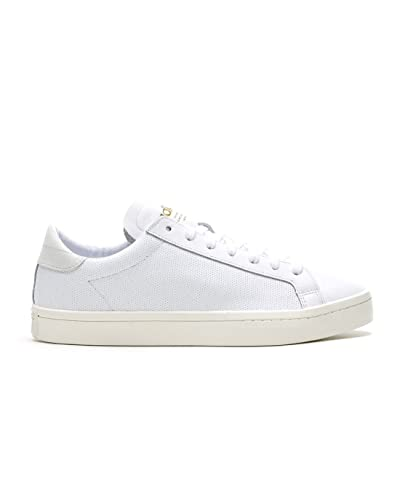adidas Courtvantage, Chaussures de Fitness Homme, Blanc (Blanc  Footwear/Blanc Footwear/