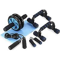 Tomshoo 5-In-1 AB Wheel Roller Kit