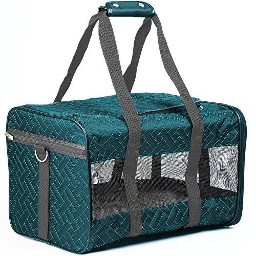 Original Deluxe Sherpa Bag - Sherpa Teal Original Deluxe Carrier, Medium