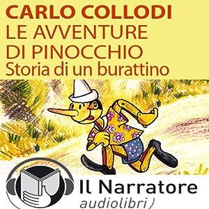 Le avventure di Pinocchio. Storia di un burattino Hörbuch