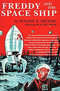 Freddy and the Space Ship (Freddy the Pig Book 20)