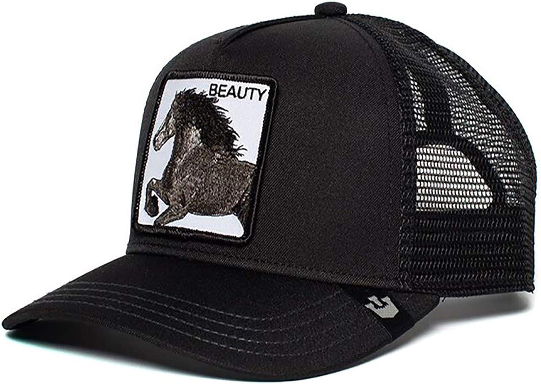 Goorin Bros Trucker Cap Black Beauty Black - One-Size: Amazon.es ...