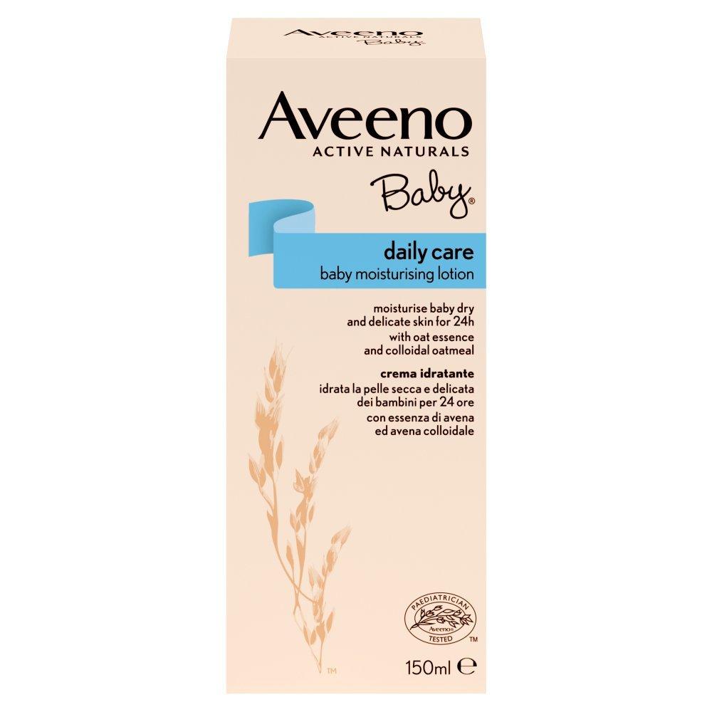 Aveeno Baby Daily Care Moisturising Lotion, 150 ml Johnson & Johnson 9102000