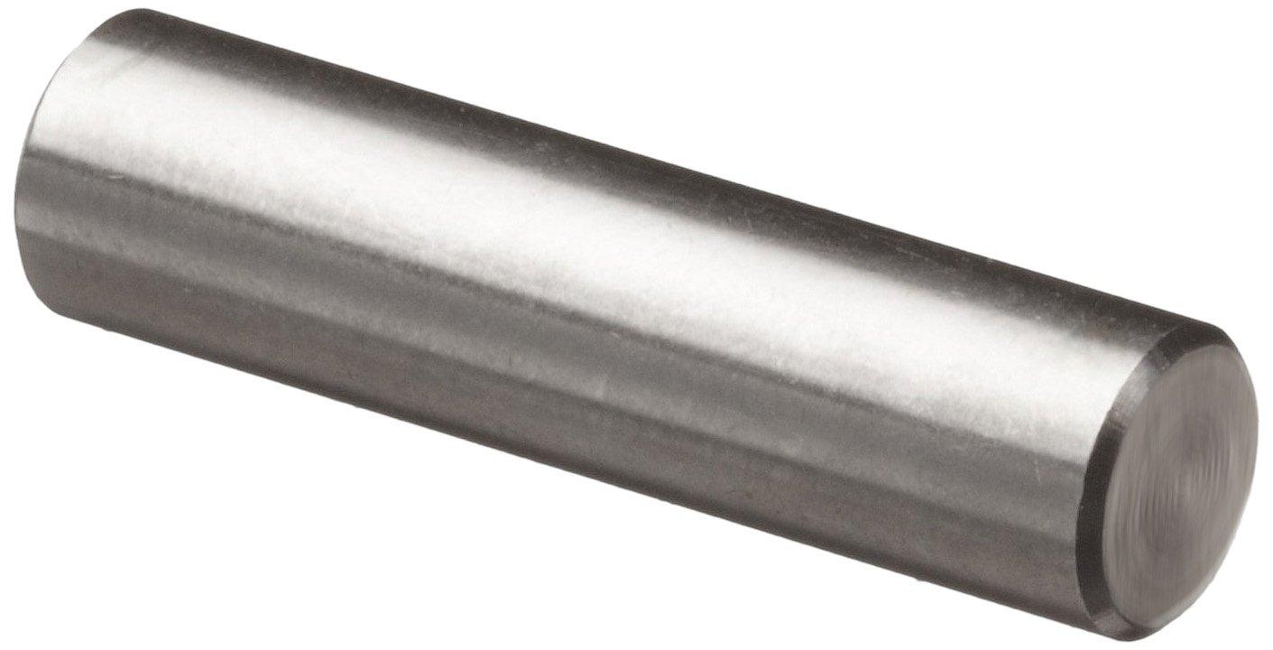 1//4 x 3 inch Dowel Pin Alloy Steel Thru Hardened U-Turn 5 Pack
