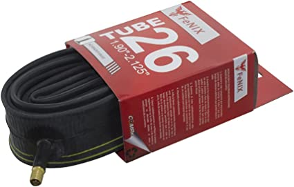 "2.125 DURO Bicycle Tube Schrader BEACH CRUISER MOUNTAIN Bike 26/""x1.75/"""