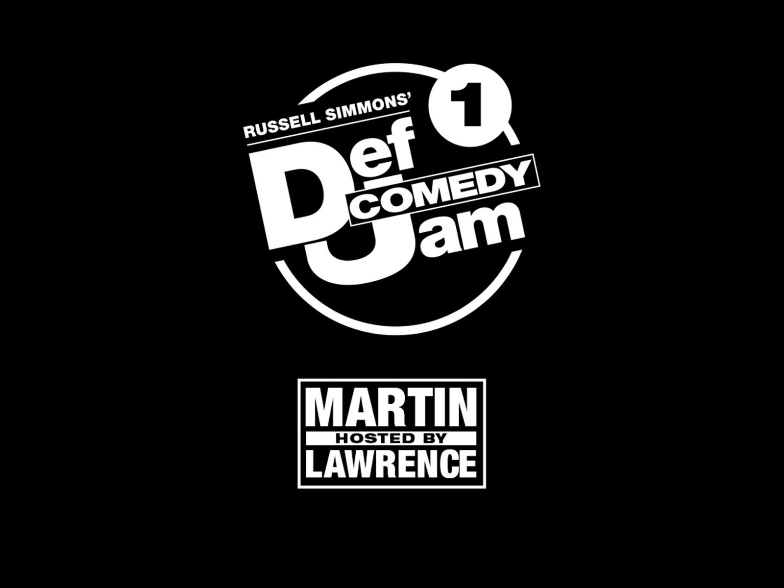 Amazon.com: Def Comedy Jam: Martin Lawrence, Kid Capri, Steve White ...