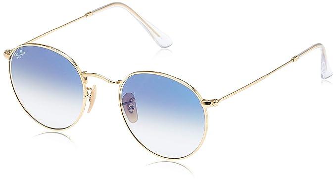 RAY-BAN 0rb3447n 001/3f 50 Gafas de sol, Arista, Hombre
