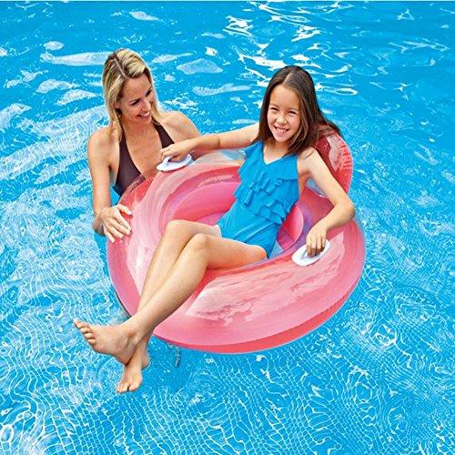 la descente adulte en eau lit épais bain flottante d'inclinaison coussin de XG à surf ligne gonflable de de anneau monte flottant 7nCxZSwAq
