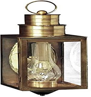 product image for Brass Traditions 261 DADC Large Tall Wall Lantern 200 Series, Dark Antique Copper Finish 200 Series Tall Wall Lantern