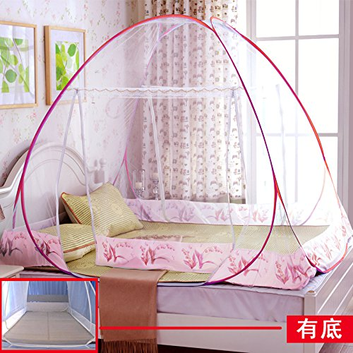 1.2m Foldable Mosquito Net - 4