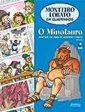 capa de Monteiro Lobato em Quadrinhos. O Minotauro