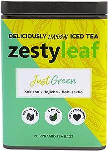 Just Green Japanese Iced Green Tea (Tin)