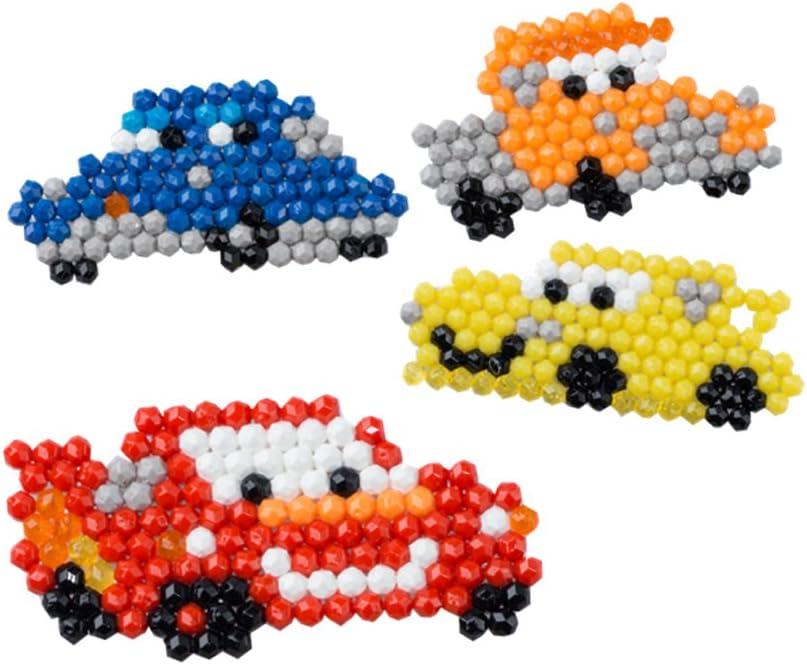 Aquabeads 31079 Cars 3 - Juego de Cartas: Amazon.es: Juguetes y juegos