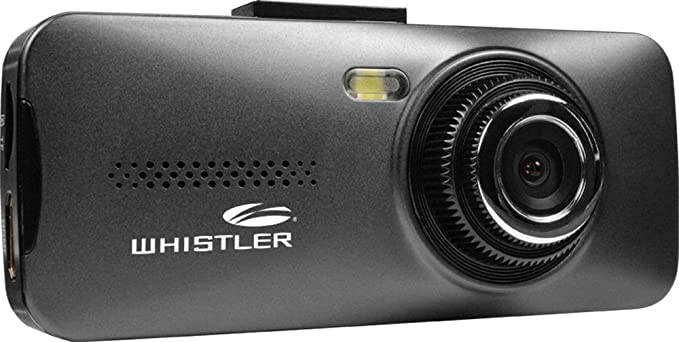 Amazon.com: Whistler Automotive Dash Camera With 2.7-Inch LCD ...