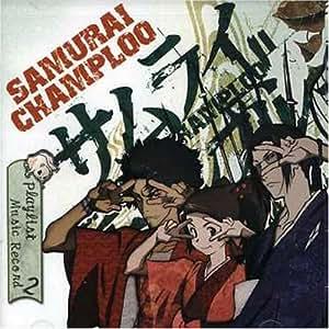 Various Artists Samurai Champloo Music Record 2