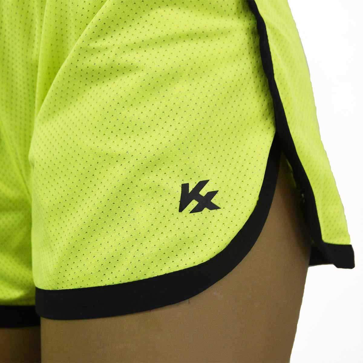 c8ce6ececd Shorts Feminino Kanxa Dupla Face  Amazon.com.br  Esportes e Aventura