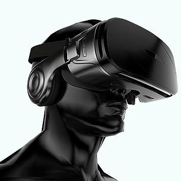 3d Vr Virtual Reality Auriculares Vr Gafas Box Con Auriculares