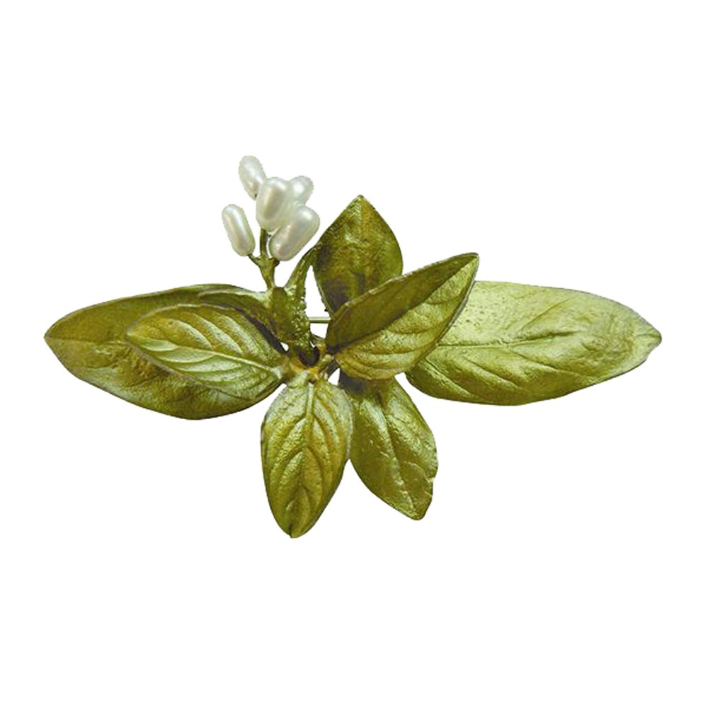 Michael Michaud Sweet Basil Pin 5822