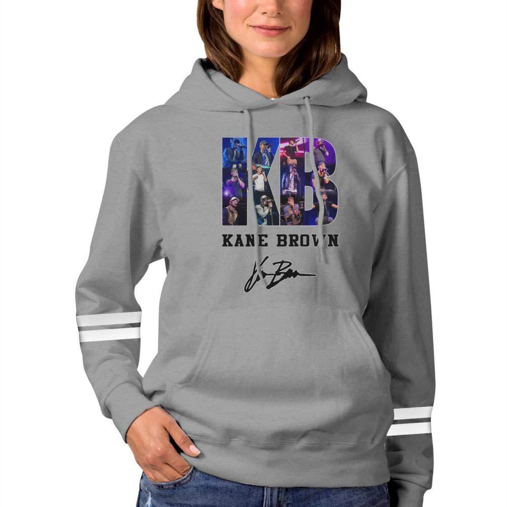BEAbeatt KB-Kane-Brown Unisex Womens Hoodie Hooded Sweatshirt Hat Pouch Pocket Jacket Sweater
