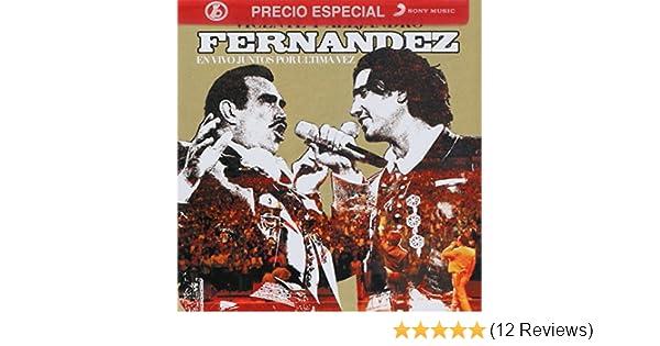 Vicente Fernandez, Alejandro Fernandez - Vicente Y Alejandro Fernandez En Vivo - Amazon.com Music
