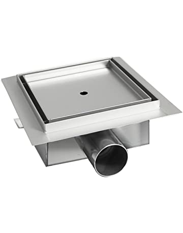 Swish SRH1 Hopper for 65mm Square or 68mm Round downpipe Systems Fits Hepworth Square White
