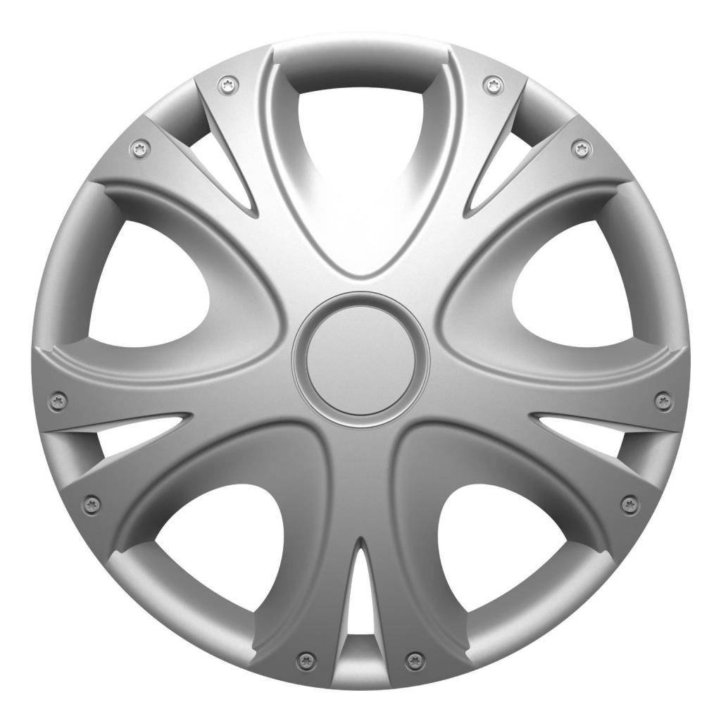 2008 on PEUGEOT BIPPER VAN 15 Inch Dynamic Car Alloy Wheel Trims Hub Caps Set of 4