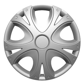 RENAULT CLIO (2006-2009) 15 Inch Dynamic Car Alloy Wheel Trims Hub Caps Set of 4: Amazon.co.uk: Car & Motorbike