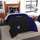 NFL Dallas Cowboys Soft & Cozy 5-Piece Twin Size Bed in a Bag Set