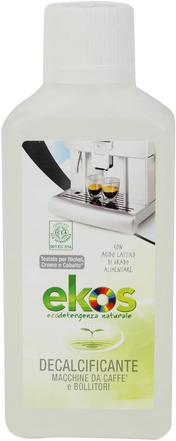 Miglior decalcificante naturale ecologico per macchina da caffè rimuove calcare
