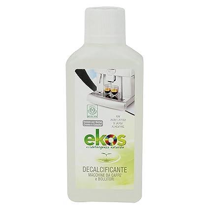EKOS - Descalcificador para Máquinas de Café y Hervidoras - Altamente Concentrado, Prolonga la Vida