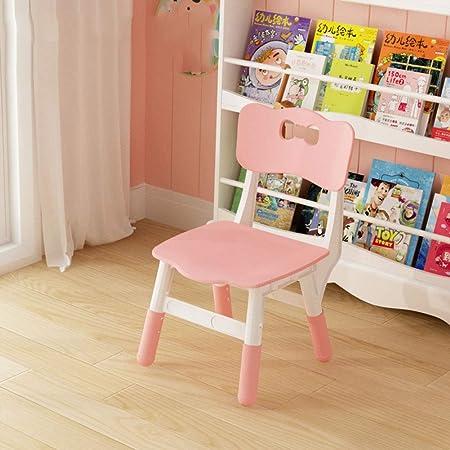 ZH Mesa y sillas únicas para niños, Madera, Altura Ajustable, bebé ...