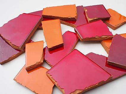 G di rottura mosaico mosaico piastrelle in mano fabbricati