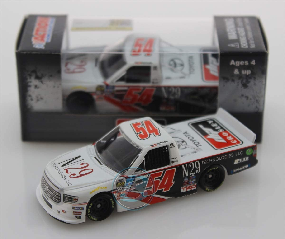 NATALIE DECKER 2018 #25 Camry /& 2019 #54 Tundra N29 Capital Partners Two 1:64/'s