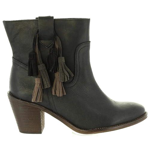 Botines de Mujer MTNG 94227 NARCIS C14476 Sprint Negro: Amazon.es: Zapatos y complementos