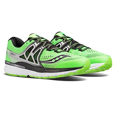 new product de063 85396 Saucony Hurricane ISO 3 Mens Everun Cushioned Running Shoes ...