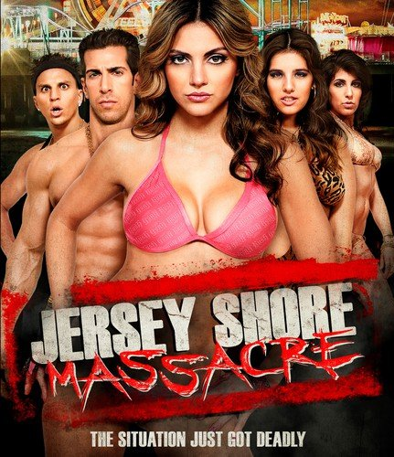 Jersey Shore Massacre - Jersey Shore Massacre Dvd
