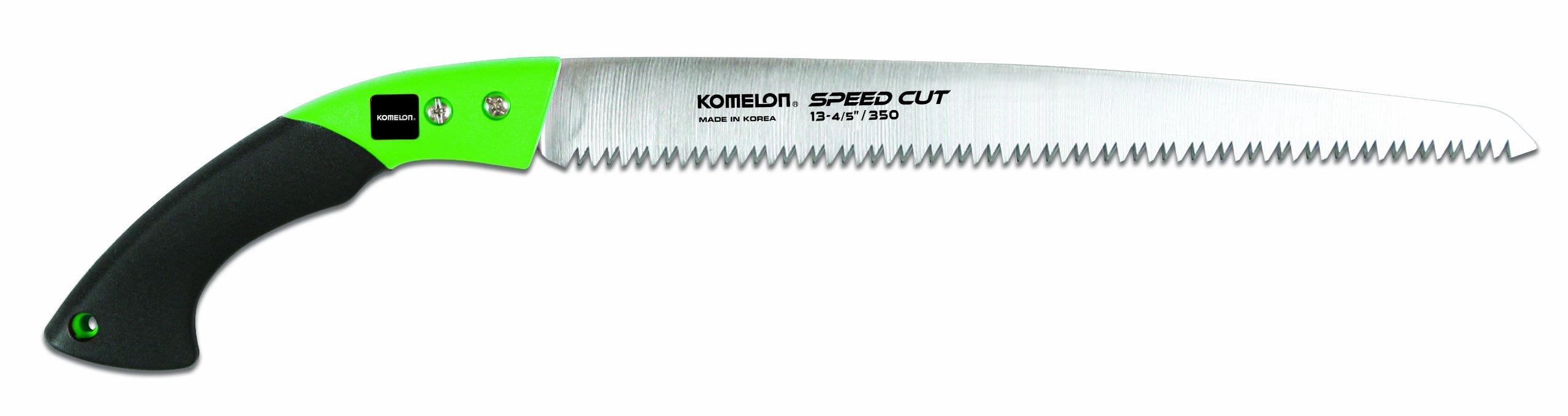 Komelon Speed Cut Straight Pruning Saw, 13-4/5-Inch